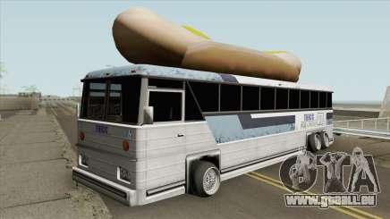 Bus WeinerBoss für GTA San Andreas