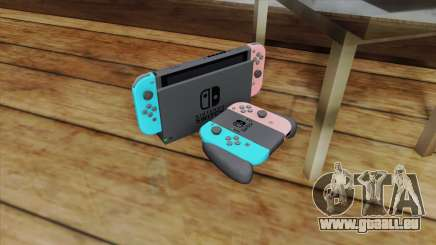 Nintendo Switch für GTA San Andreas
