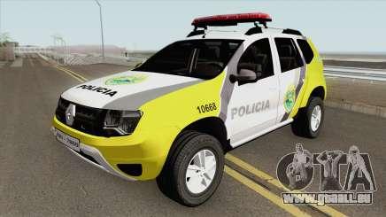 Renault Duster 2017 PMPR pour GTA San Andreas