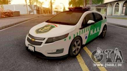 Chevrolet Volt N.A.V. pour GTA San Andreas