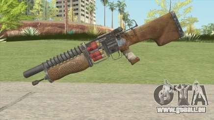 Escopeta De Metro 2033 pour GTA San Andreas