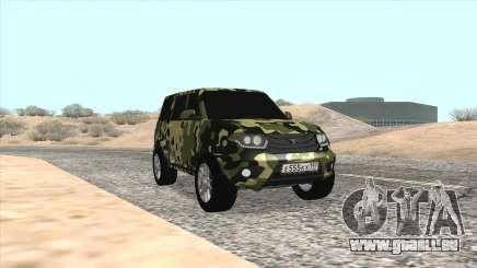 UAZ Patriot Camo pour GTA San Andreas