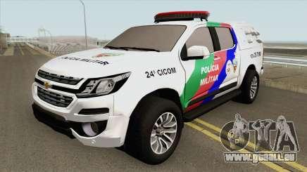 Chevrolet S-10 (PMAM) pour GTA San Andreas