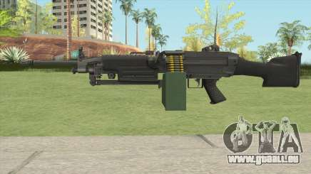 CS-GO Alpha M249 MG pour GTA San Andreas