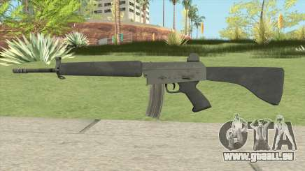 AR-18 Assault Rifle pour GTA San Andreas