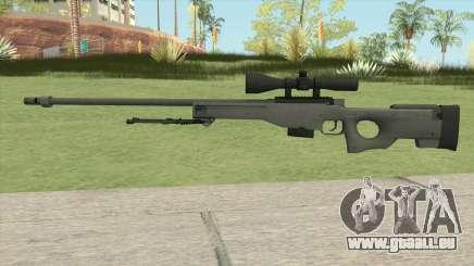 CS-GO Alpha AWP pour GTA San Andreas