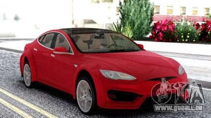 Tesla Prior Design pour GTA San Andreas