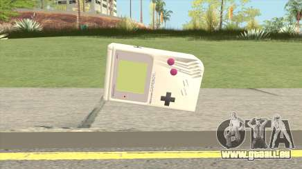 Gameboy pour GTA San Andreas