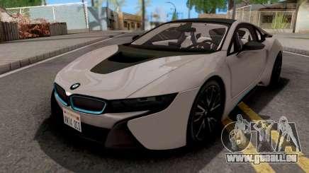 BMW i8 2018 für GTA San Andreas