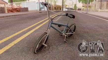 Smooth Criminal BMX v2 für GTA San Andreas