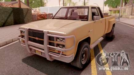 GTA V Vapid Bobcat XL pour GTA San Andreas