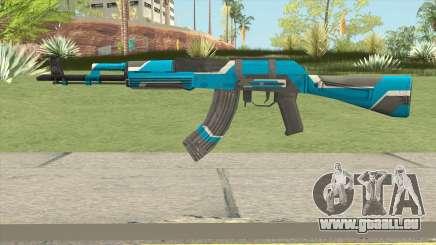 Warface AK-103 (Anniversary) für GTA San Andreas