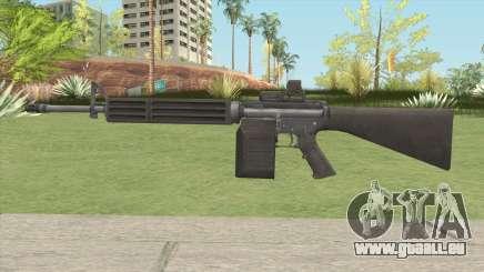 AR-15 LSW Box Magazine pour GTA San Andreas