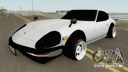 Nissan Fairlady Z 240ZG (Altus Garage) für GTA San Andreas