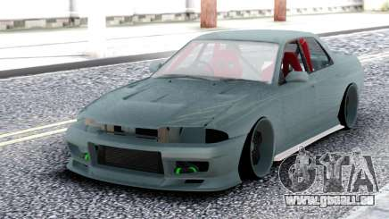 Nissan R-32 Sedan Drift für GTA San Andreas