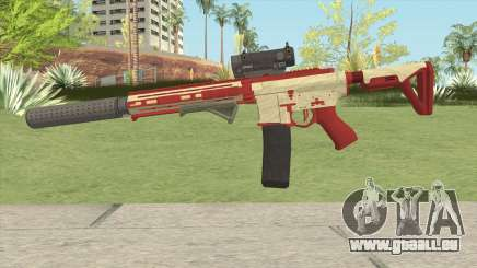 Carbine Rifle GTA V MK2 pour GTA San Andreas