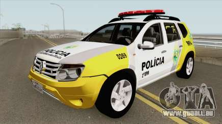Renault Duster 2013 RPA PMPR pour GTA San Andreas