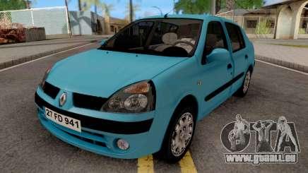 Renault Clio 2006 pour GTA San Andreas