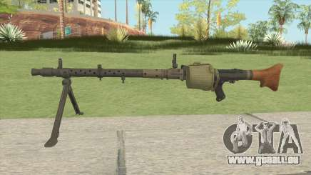 Day Of Infamy MG-34 pour GTA San Andreas