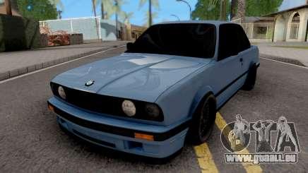 BMW E30 325i 1997 KenGarage pour GTA San Andreas