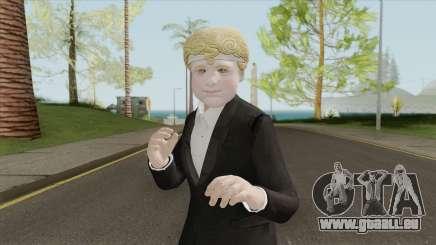 GTA Online Random Skin V1 pour GTA San Andreas