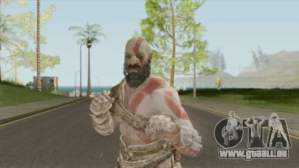 Kratos God of War 2018 pour GTA San Andreas