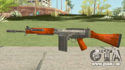 Classic FN-FAL (Tom Clancy: The Division) für GTA San Andreas