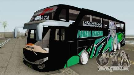 Jetbus 2 SHD (6 Wheel) pour GTA San Andreas