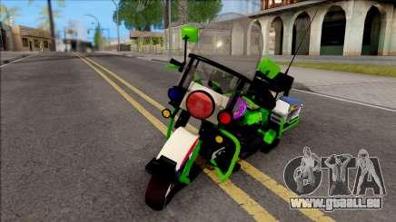 Soundwave Motorcycle für GTA San Andreas