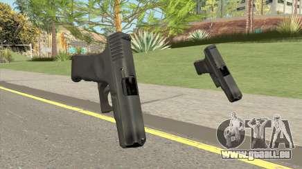CS-GO Alpha Glock-18 pour GTA San Andreas
