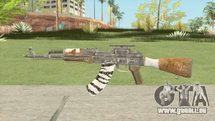Classic AK47 V2 (Tom Clancy: The Division) pour GTA San Andreas