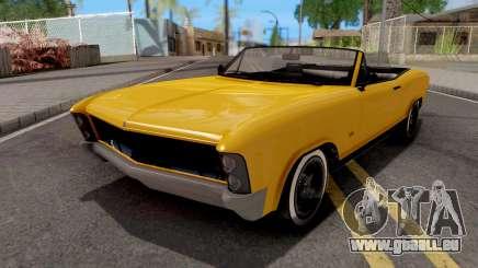 GTA V Albany Buccaneer für GTA San Andreas
