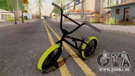 BMX REPTIL AB2 für GTA San Andreas