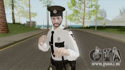 GTA Online Skin V1 (Law Enforcement) für GTA San Andreas