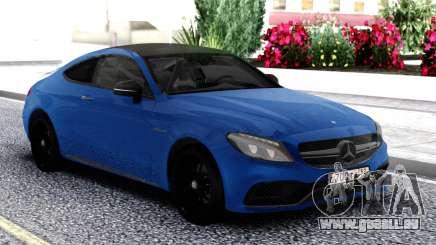 Mercedes-Benz C63 Classic Coupe für GTA San Andreas