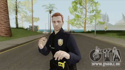GTA Online Skin V2 (Law Enforcement) für GTA San Andreas