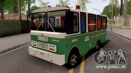 Buseta Clasica Colombiana für GTA San Andreas