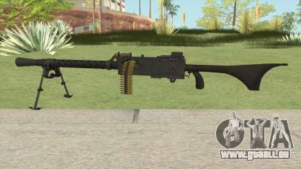 Day Of Infamy Browning M1919A6 für GTA San Andreas