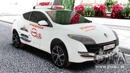 Renault Megane RS Fahrschule für GTA San Andreas