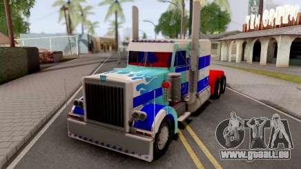Transformers Ultra Magnus v2 pour GTA San Andreas