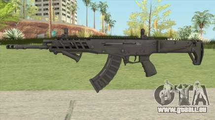 Warface AK-Alfa Default (With Grip) pour GTA San Andreas