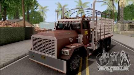 Reo Diesel für GTA San Andreas