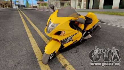 Suzuki Hayabusa pour GTA San Andreas