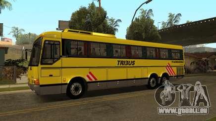 Tecnobus Tribus 4 für GTA San Andreas