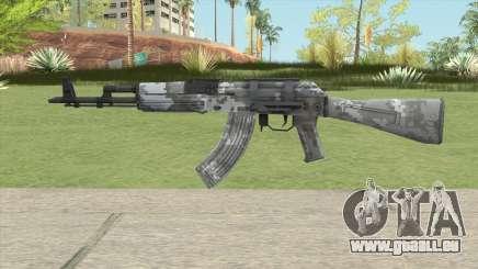 Warface AK-103 (Urban) für GTA San Andreas