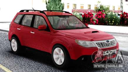 Subaru Forester XT Red für GTA San Andreas