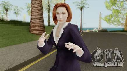 Dana Scully (X-Files) für GTA San Andreas