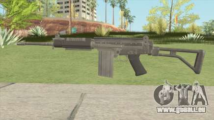 Military SA-58 (Tom Clancy: The Division) pour GTA San Andreas