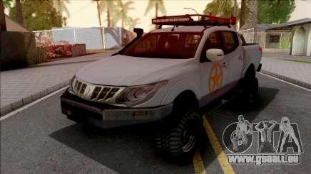 Mitsubishi L200 Off Road pour GTA San Andreas