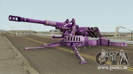 Shockwave Vehicle (Transformers The Game) für GTA San Andreas